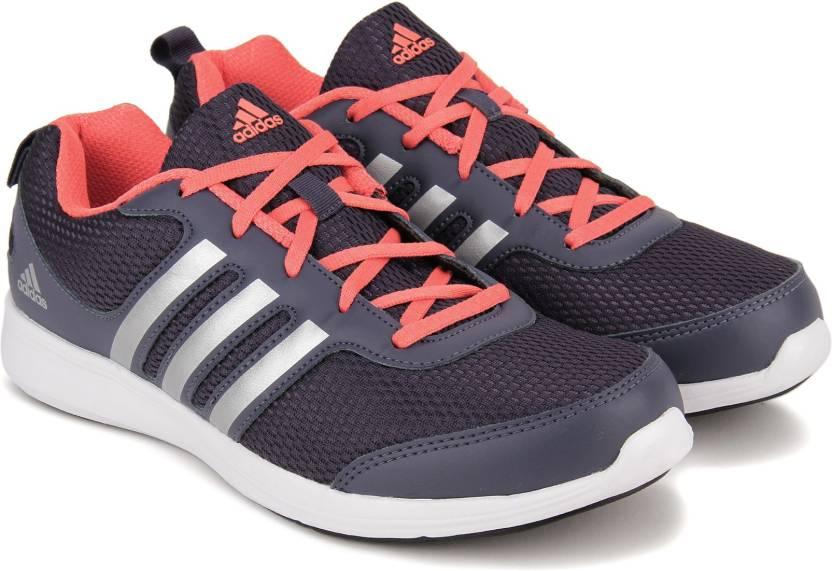 adidas yking w running schuhe für frauen kaufen trablu / silvmt / eascor