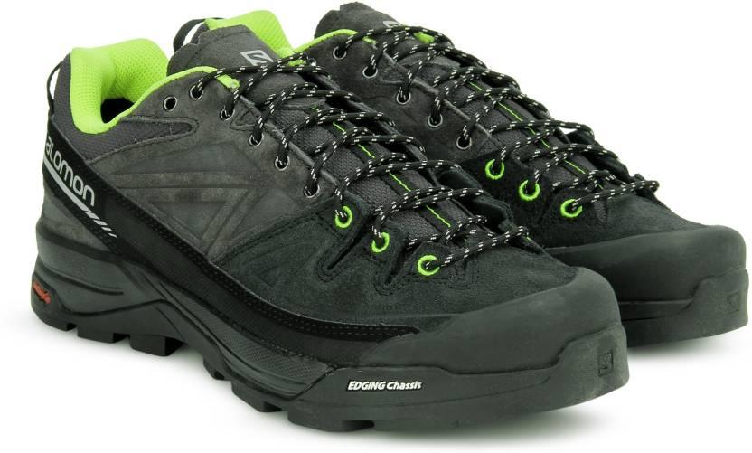 6392ff73f5 Salomon X ALP Leather Rock Climbing Shoes For Men