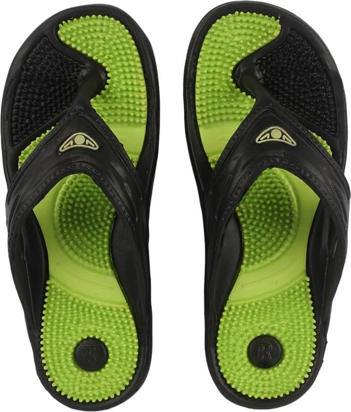 buy popular 8b2a2 2389b Edee Acupressure Flip Flops