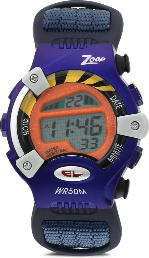 3b342c9a894 Zoop NKC3002PV02 Watch - For Boys   Girls - Buy Zoop NKC3002PV02 Watch -  For Boys   Girls NKC3002PV02 Online at Best Prices in India