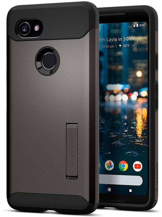 official photos 73079 ef8b7 Spigen Back Cover for Google Pixel 2 XL