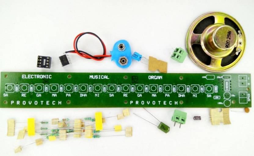 SunRobotics Musical Keyboard DIY Kit Educational Electronic