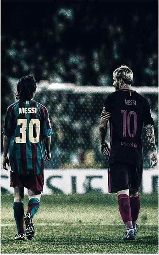 Football Motivational Quotes | Lionel Messi Poster Leo Messi Poster Messi Posters