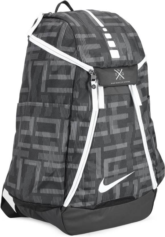 Nike NK HPS ELT MAX AIR - AOP 37 L Backpack (Grey) e47b62536a609