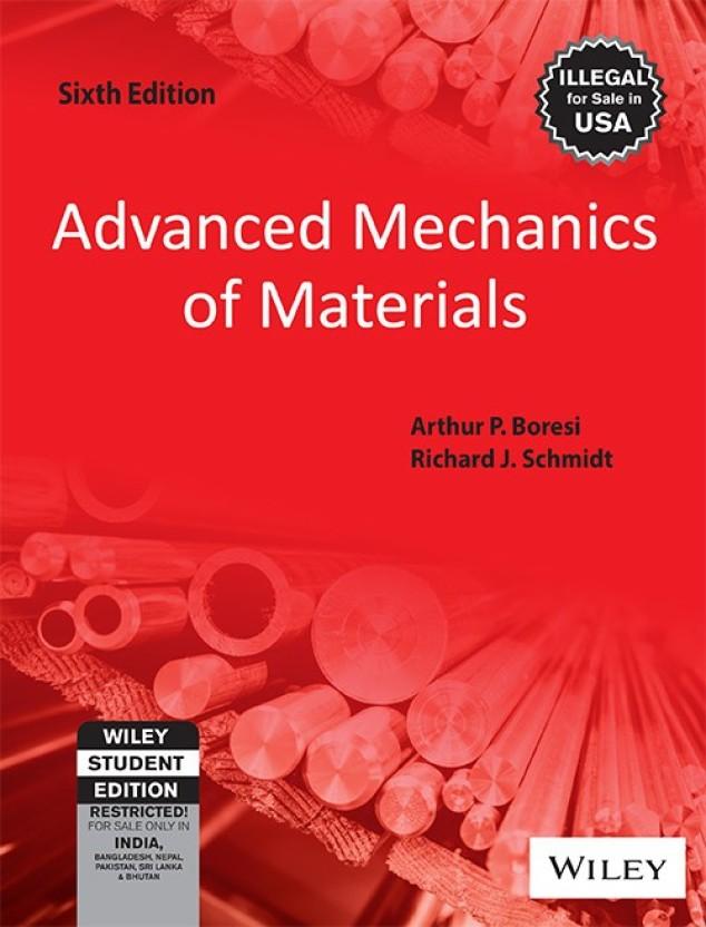6th Edition Mechanics of Materials