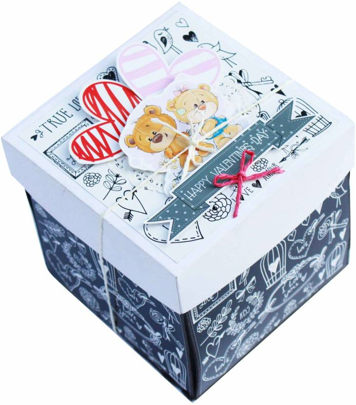 Paperica Handmade Gift Explosion Box Card Personalized Gift For
