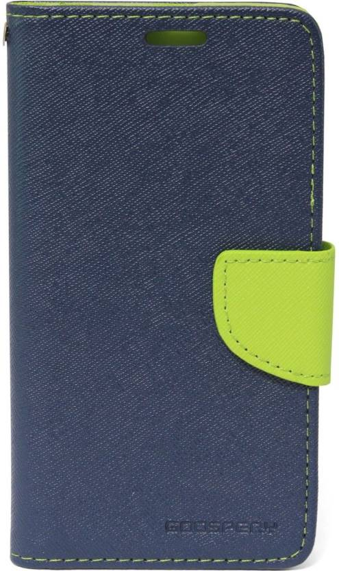 new concept 1f1ca c2ded VARAJ Flip Cover for Mercury Goospery Flip Cover Diary Case Back ...