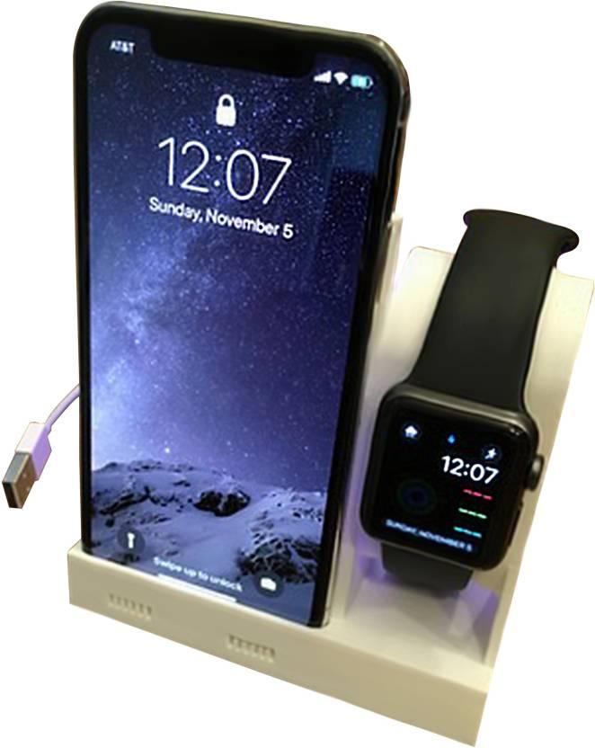 meet a58de 3b522 3Idea Technology iPhone X Wireless Charging and Watch Stand | 3D ...