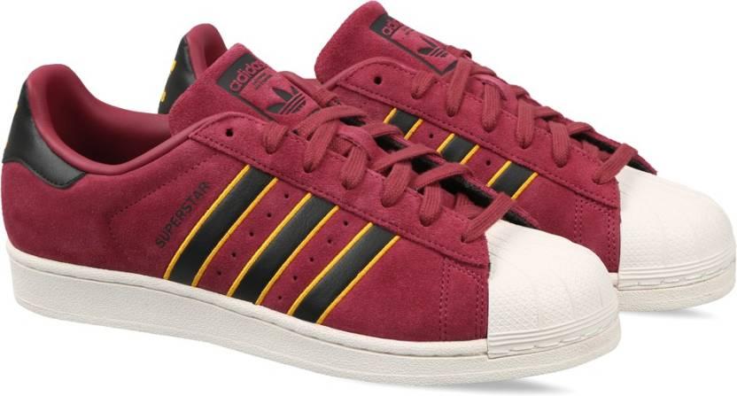 765fd678c9f474 ADIDAS ORIGINALS SUPERSTAR Sneakers For Men - Buy REDSLD CBLACK ...