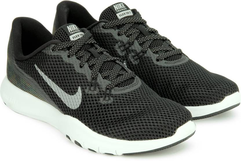 470d91be3342 Nike W NIKE FLEX TRAINER 7 MTLC Training   Gym Shoes For Women - Buy ...