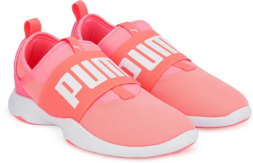 0acec26aa Puma Puma Dare Sneakers For Women - Buy Peach Color Puma Puma Dare ...
