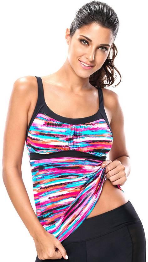 aac7ca45d9 VOXATI Printed Women's Swimsuit - Buy VOXATI Printed Women's Swimsuit Online  at Best Prices in India | Flipkart.com