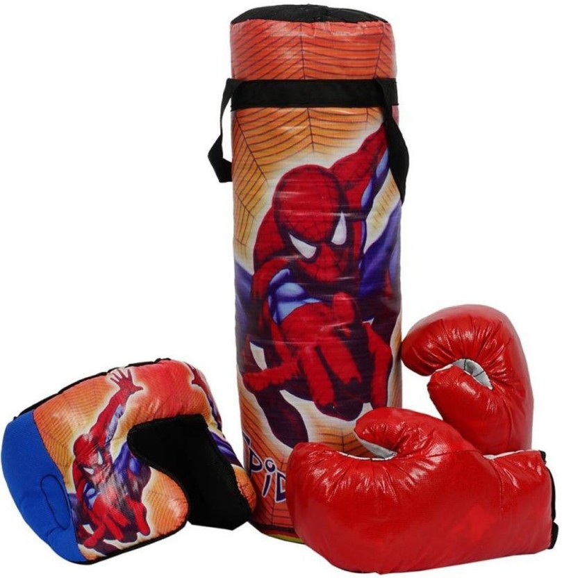 Spider-Man Marvel Spider-Man Inflatable Bop Punching Bag Toy