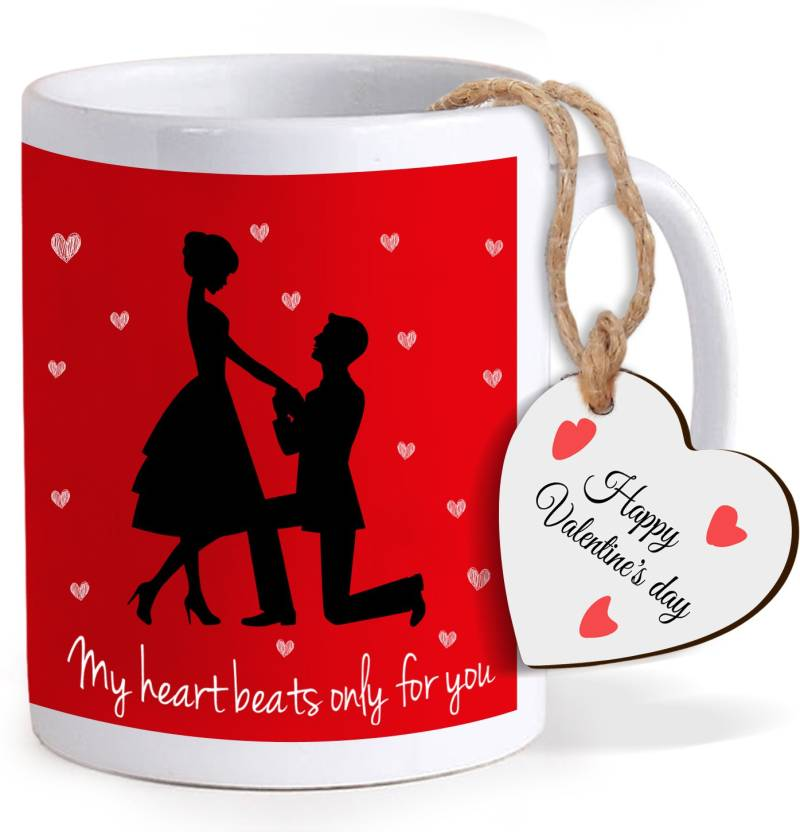 Tied Ribbons Valentine S Day Love Gifts For Husband Wife Lover