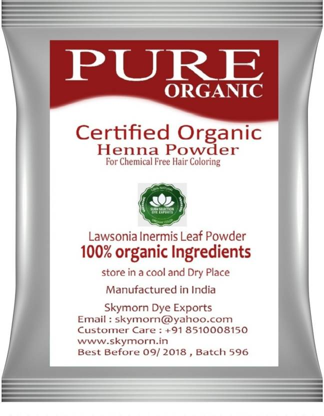 Subh Selection Natural Henna Leaf Powder Hair Color Price In India