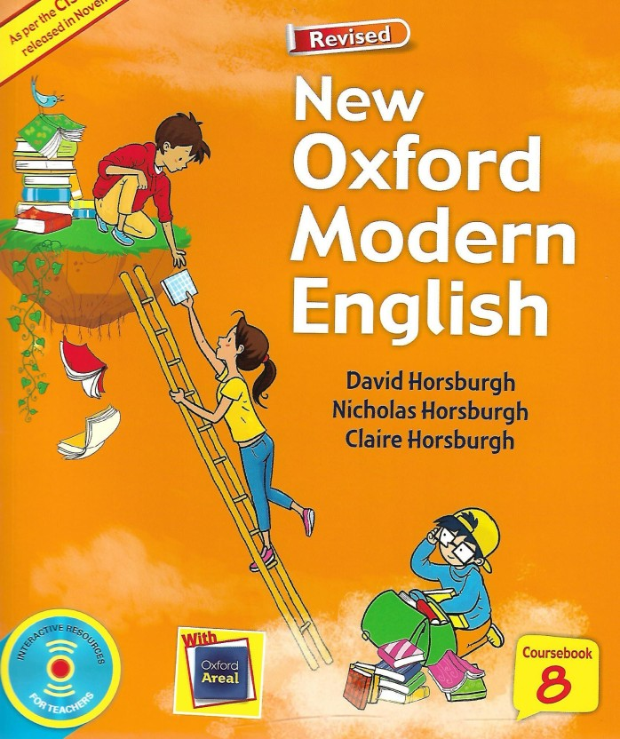 Icse English Book For Class 8