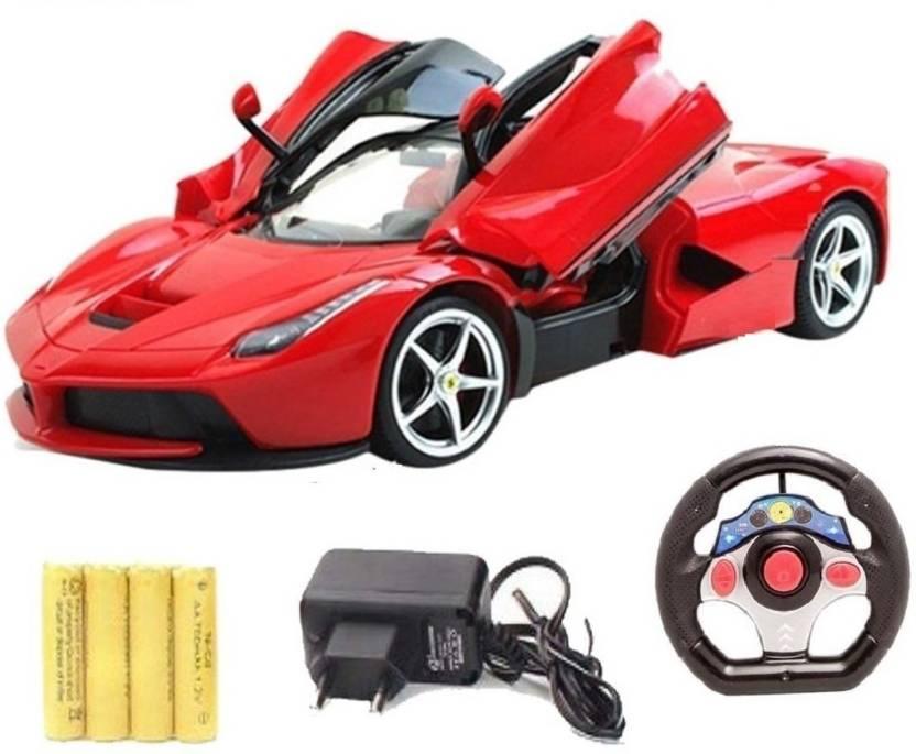 zest 4 toyz gravity sensing steering remote control ferrari r/c car
