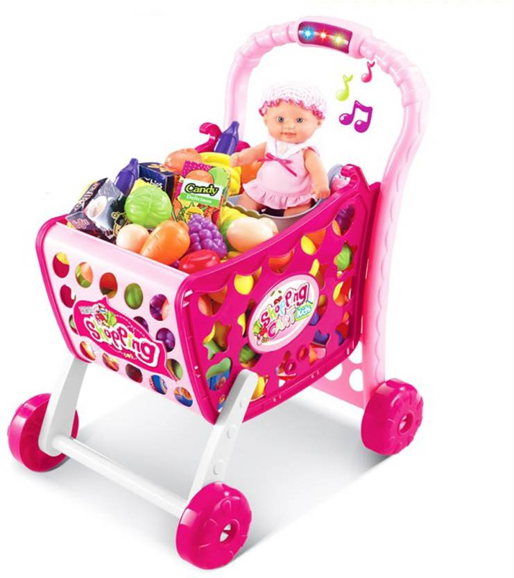 84177c2eab01b Kiditos Kids Supermarket 3 in 1 Shopping Cart Hand Induction with Light &  Sound - Kids Supermarket 3 in 1 Shopping Cart Hand Induction with Light &  Sound . ...