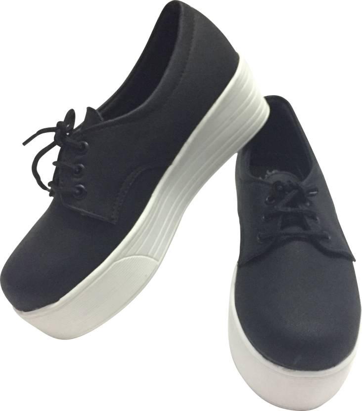072de22508562 JOSHISHOES Rubber Black Colour Girls Shoes Casuals For Women - Buy ...