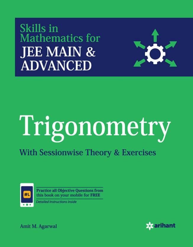 Skills In Mathematics - TRIGONOMETRY for JEE Advanced & Advanced
