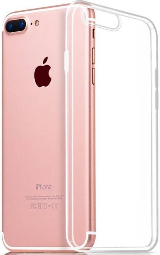 Bizone Back Cover for Apple iPhone 7 Plus Transparent