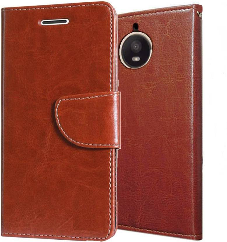 best service bb61c 3bd5b Mehsoos Flip Cover for Motorola Moto E4 Plus
