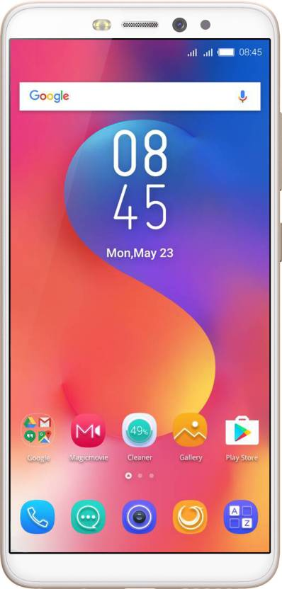 Infinix Hot S3 (Blush Gold, 32 GB)  (3 GB RAM)