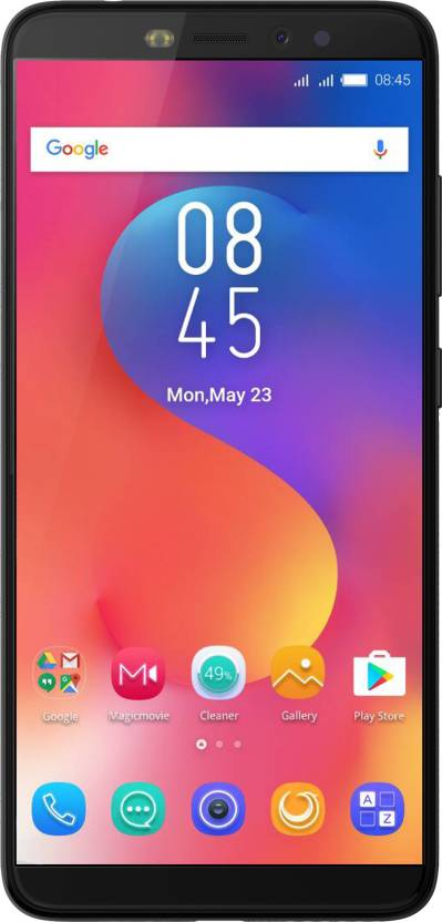 Infinix Hot S3 (Sandstone Black, 64 GB)  (4 GB RAM)