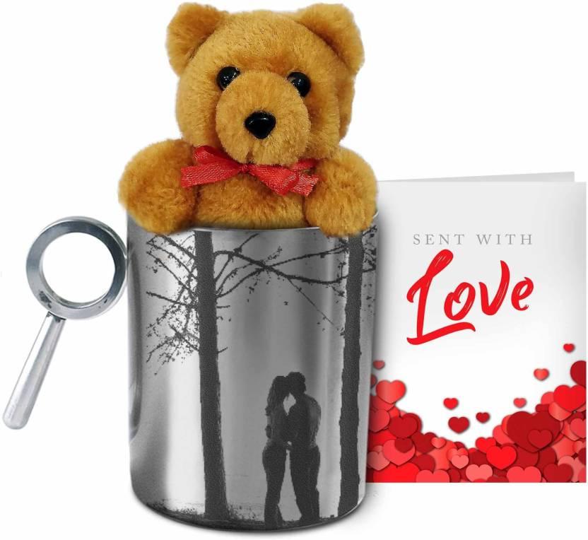 Hot Muggs You Make My Life Beautiful Stainless Steel Mug Price In