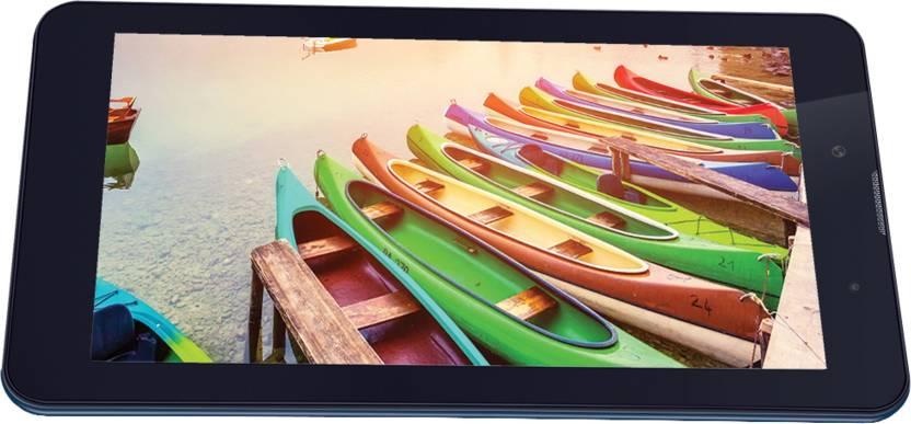 Uitzonderlijk iBall Slide Enzo V8 16 GB 7 inch with Wi-Fi+4G Tablet (Coyote  EK-16
