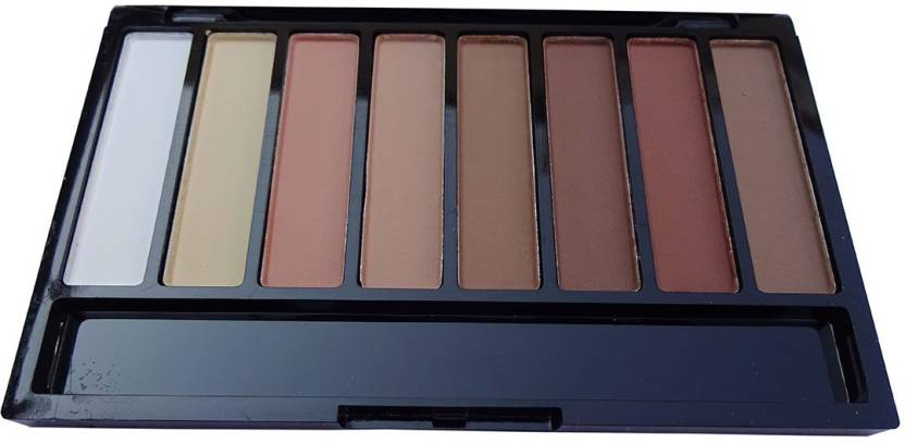 GLAM DODO GIRL 8 COLOR EYESHADOW