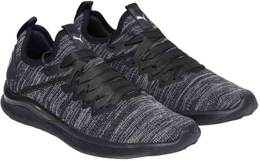 buy online c5177 a9306 Puma IGNITE Flash evoKNIT Satin EP Wn s Sneakers For Women