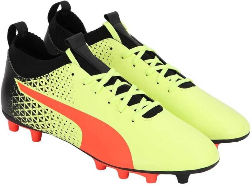 a0f942b9cfa Puma evoKNIT FTB FG Football Shoes For Men - Buy Puma evoKNIT FTB FG ...