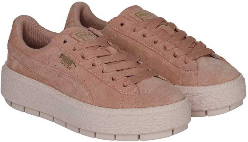 1bd5145f30 Puma Platform Trace Wn s Sneakers For Women - Buy Puma Platform ...