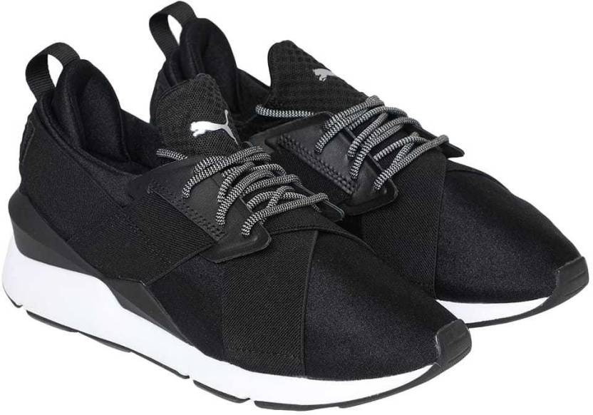 code promo 55d92 dd6db Puma Muse Satin EP Wn s Sneakers For Women - Buy Puma Muse ...