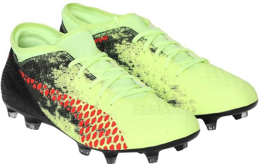 5f26bac80dc137 Puma FUTURE 18.4 FG AG Football Shoes For Men - Buy Puma FUTURE 18.4 ...