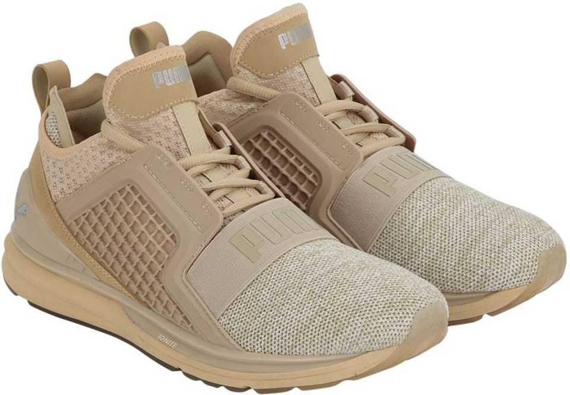 Puma IGNITE Limitless Knit Walking Shoes For Men - Buy Puma IGNITE ... 787edb67c