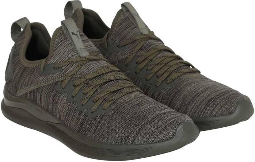 reputable site 889ab ecb2a Puma IGNITE Flash evoKNIT Walking Shoes For Men