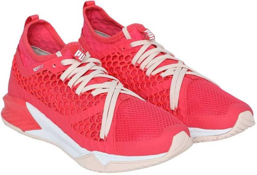 Puma IGNITE XT NETFIT Wn s Walking Shoes For Women - Buy Puma IGNITE ... 595ebcff41