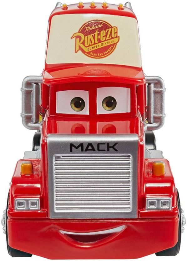 Populære Mattel Disney Pixars Cars 3 Deluxe Mack Die Cast Car - Disney ST-79