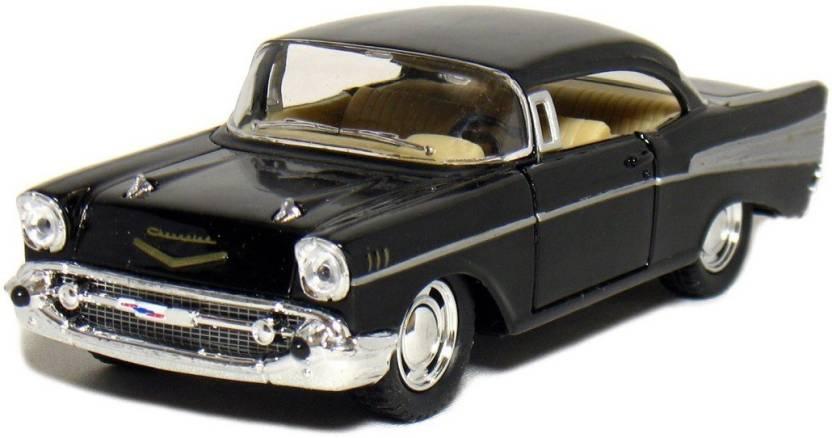 Kinsmart 5 140 Scale 1957 Chevrolet Bel Air Die Cast Model Car