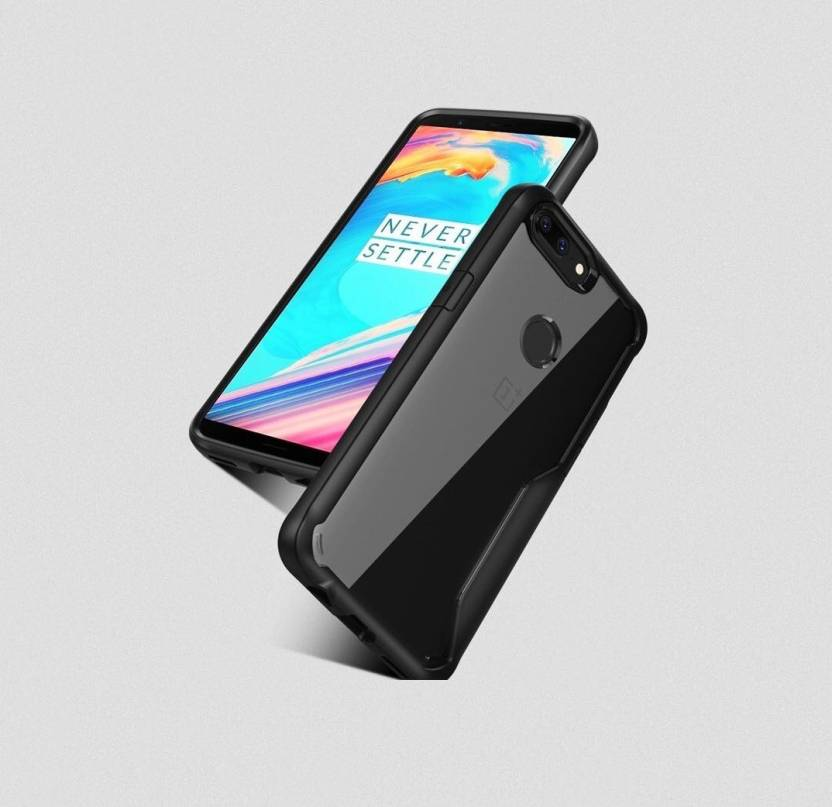 the best attitude c1803 0c301 SPIGEN CASE Back Cover for OnePlus 5T