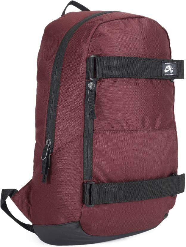 08af534c24069 Nike NK SB CRTHS 23 L Backpack Dark Team Red