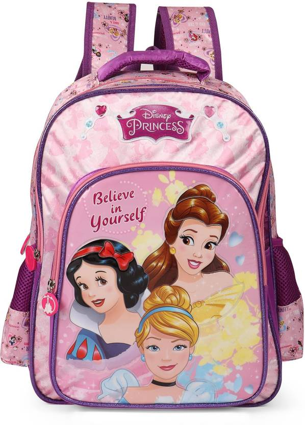 7725e0854673 Disney Princess Believe in Yourself 14    School Bag