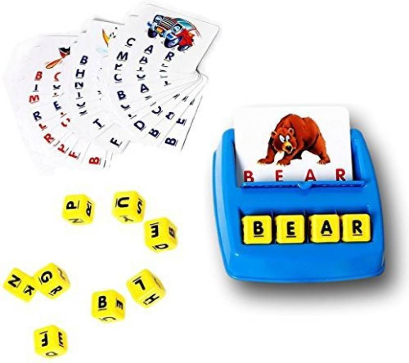 Verbaby Matching Letter Game Word Recognition Spelling Memory