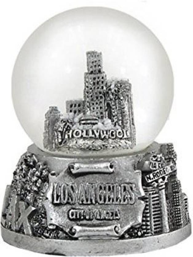 Americaware Psglac45 45 Mm Los Angeles Snow Globe