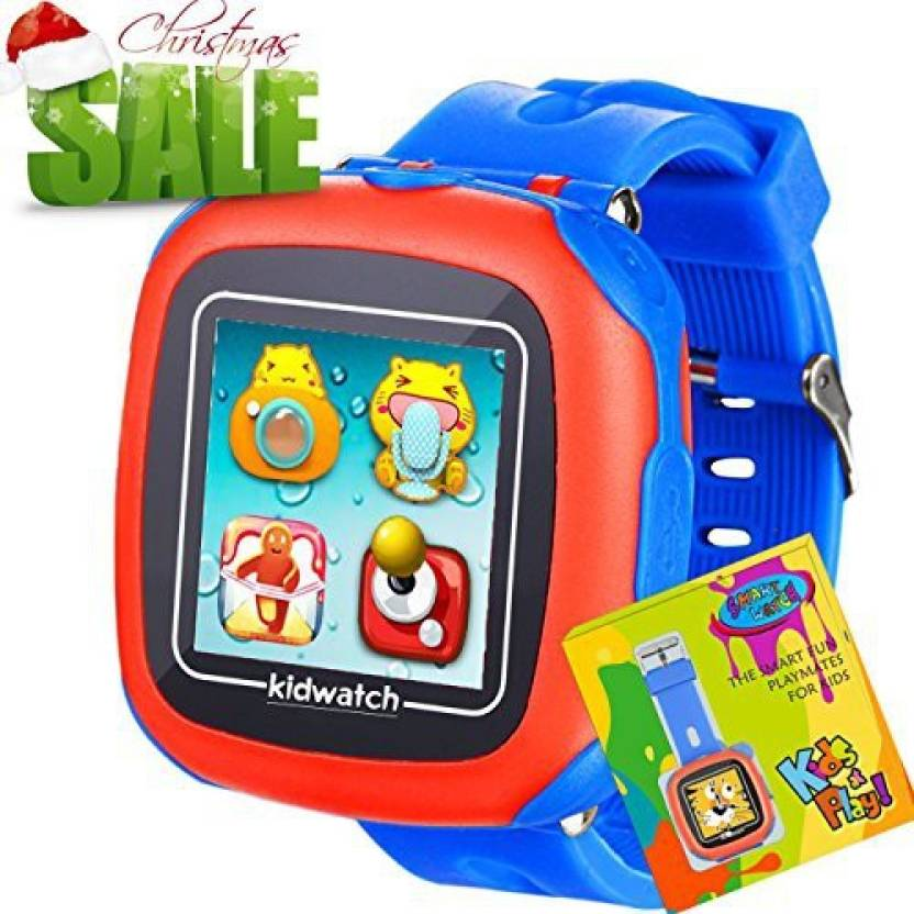Kidaily Kids Smart Watch With Games Camera 15 Touchgirls