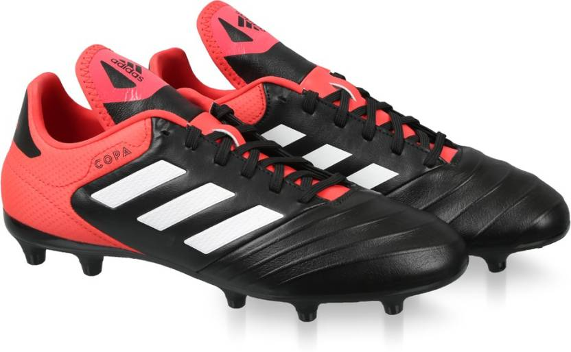 low priced 1d0f7 94851 ADIDAS COPA 18.3 FG Football Shoes For Men (Black)