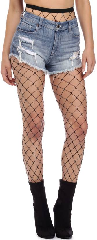 17e010b8a88f8 Shocknshop Women's, Girls Fishnet Stockings - Buy Shocknshop Women's ...