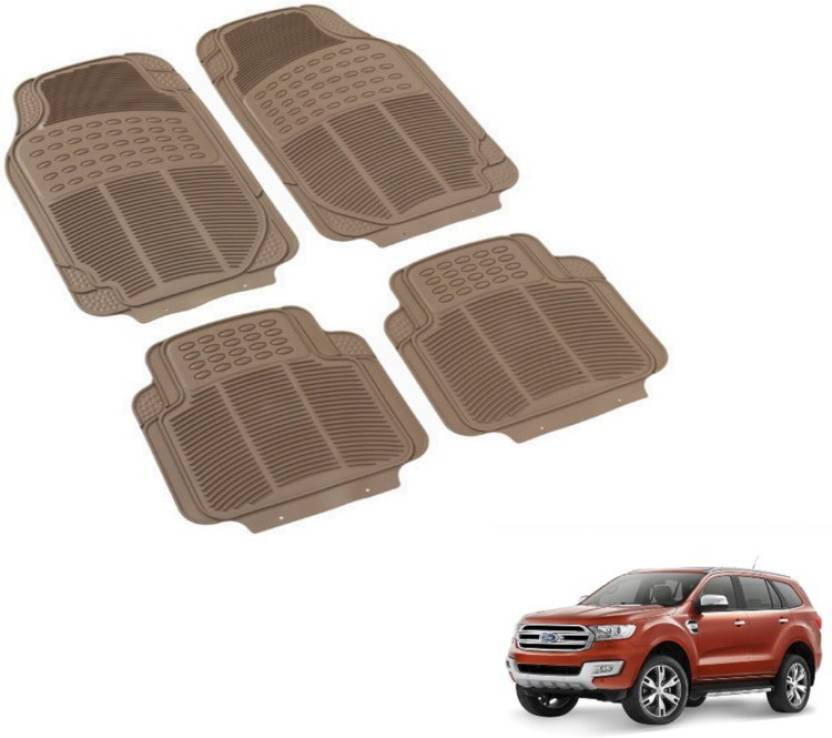 Mockhe PVC Standard Mat For Ford Endeavour Price in India